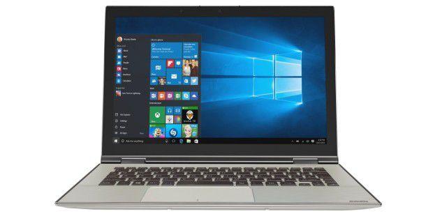 4K-Notebook von Toshiba im Test