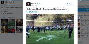 Web lästert über Tim Cooks unscharfes Super-Bowl-Foto