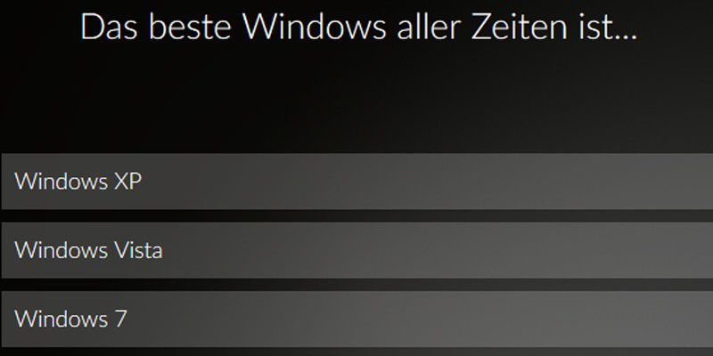 das beste windows