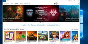Windows 10: Die besten Apps im Microsoft Store