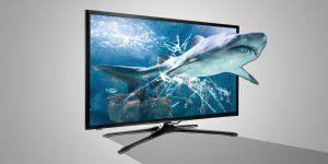 Hersteller fahren Produktion von 3D-Fernsehern zurück