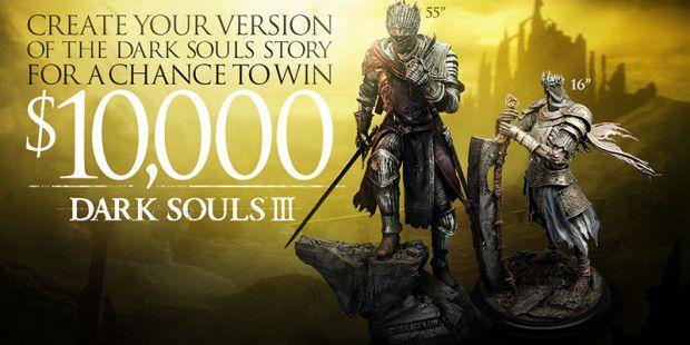 Namco bietet Dark-Souls-Spieler 10.000 US-Dollar