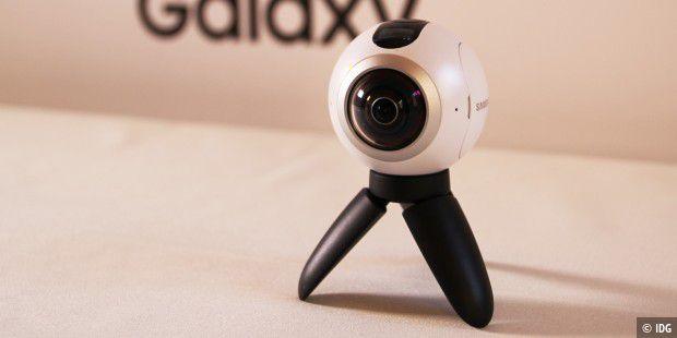 Samsung Gear 360 Im Praxistest Pc Welt