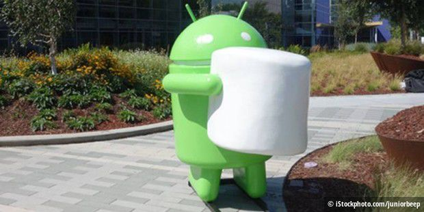 Android 6 Marshmallow löste im Herbst 2015 Android 5 (Lollipop) ab