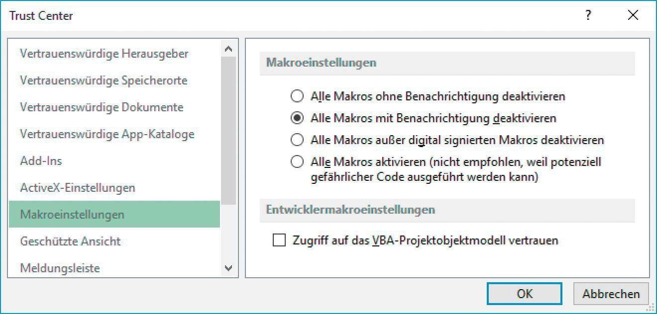 Word, Excel, Vorlagen und Addins reparieren - so geht\'s - PC-WELT