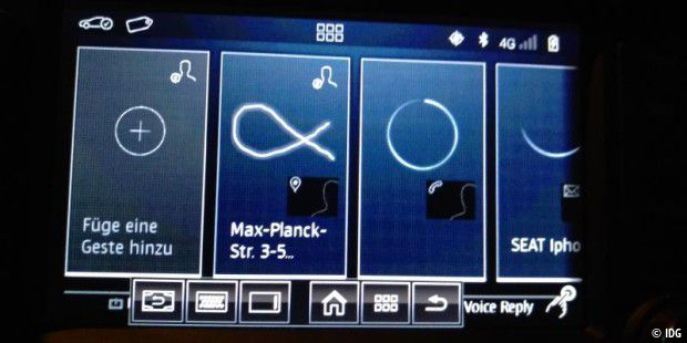 mirrorlink bringt android ins auto test im vw bus passat. Black Bedroom Furniture Sets. Home Design Ideas