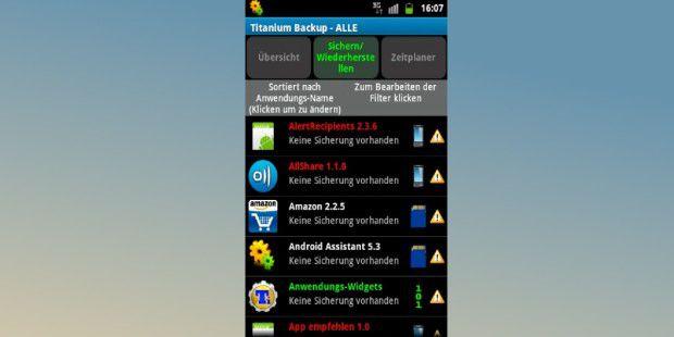 Handy-Speicher voll? Android aufräumen und beschleunigen - so geht\'s ...