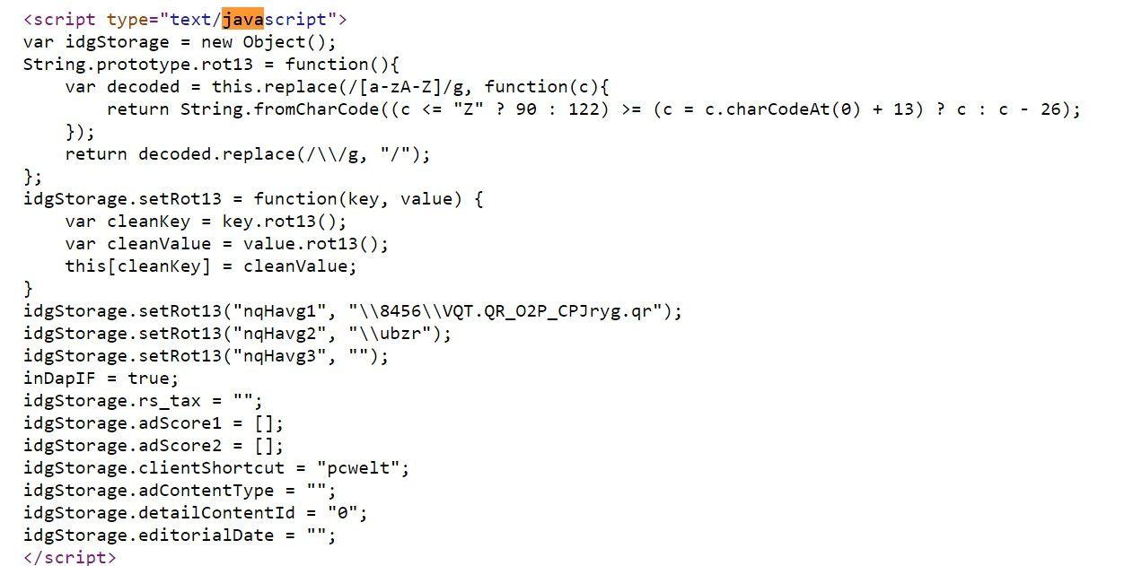 Einführung in JavaScript Programmierkurs   PC WELT