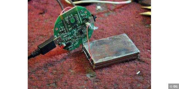 Altes radio auf usb umbauen