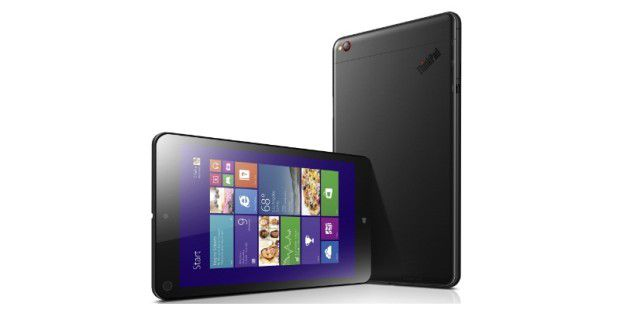 Platz 14: Lenovo Thinkpad Tablet 8