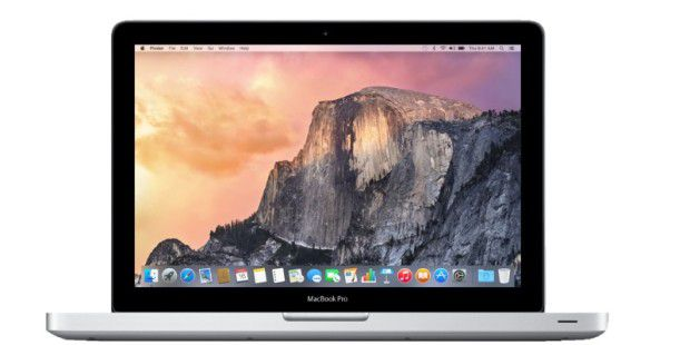Das beste pure Notebook: Apple Macbook Pro 13 Retina