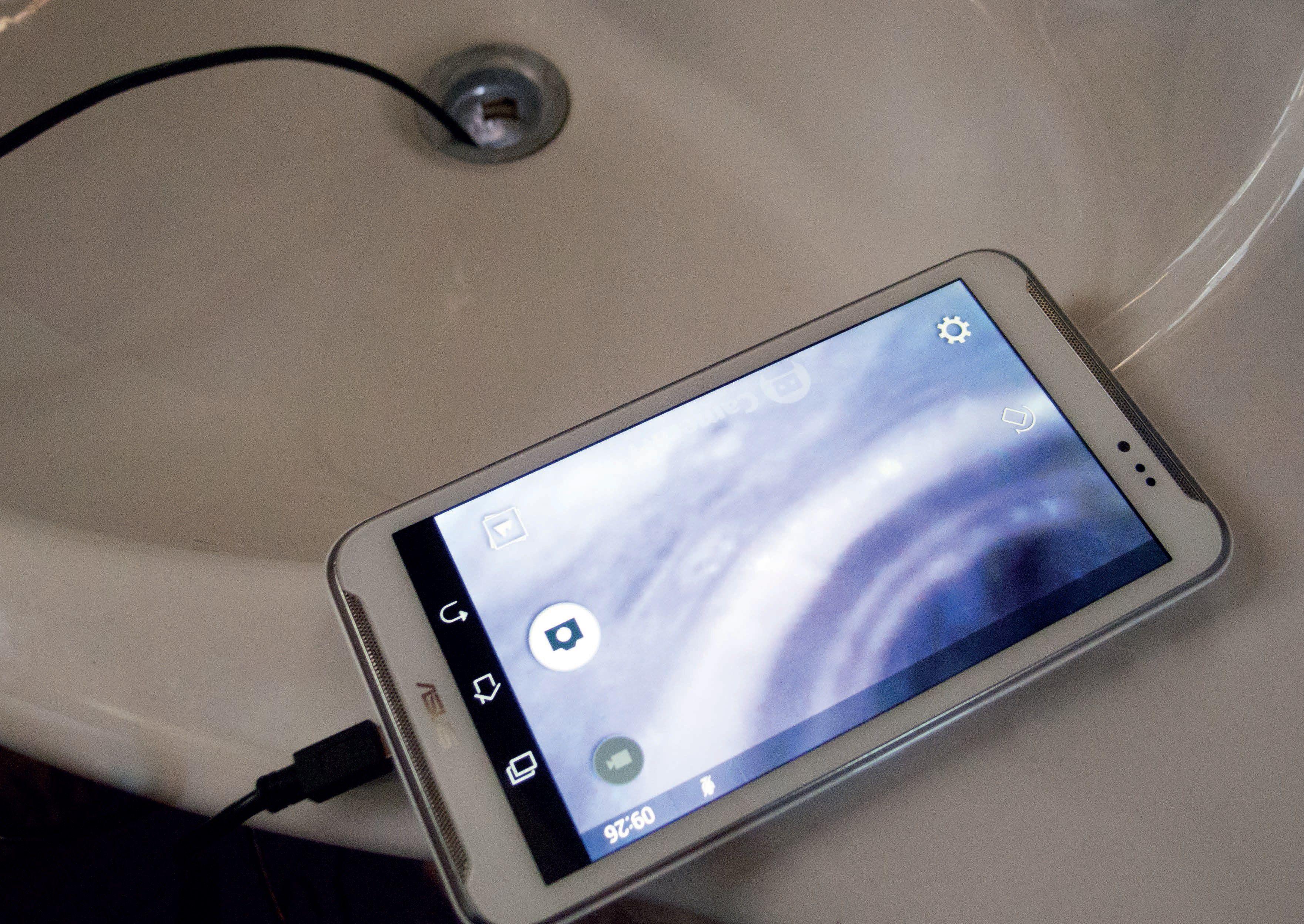 teleskop kamera smartphone somikon endoskopkamera handy. Black Bedroom Furniture Sets. Home Design Ideas