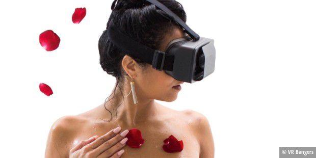 VR-Porno-Brille von VR Bangers & AuraVisor bietet