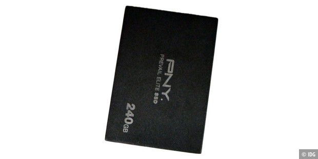 Solid State Drive im Test: PNY Prevail Elite SSD 240GB