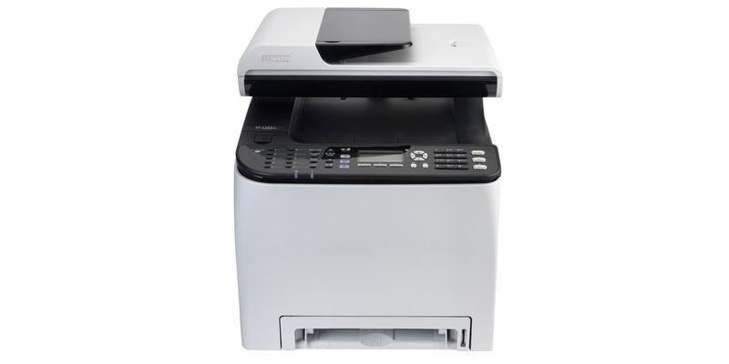 Farblaserkombi Ricoh SP C250SF im Test - PC-WELT