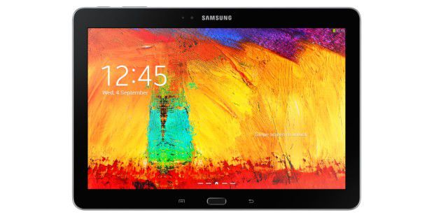 Platz 16: Samsung Galaxy Note 10.1 2014