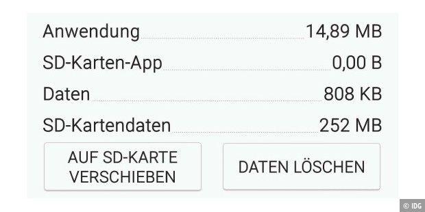 Apps Auf Sd Karte Verschieben Android.So Verschieben Sie Android Apps Auf Die Micro Sd Speicherkarte Pc Welt