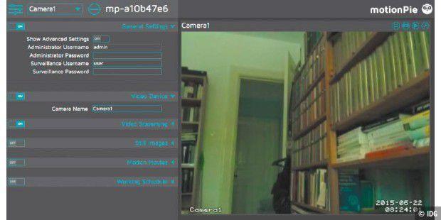 software kamera überwachung