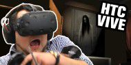 "HORROR PUR - ""The Visitor"" auf der HTC Vive"
