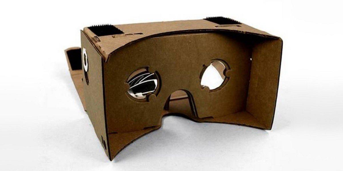 Cardboard Vr Brille Basteln : Google cardboard die eigene vr brille für euro pc welt