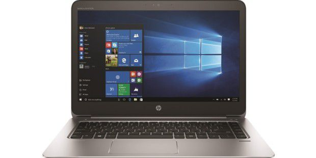 Leichtes 14-Zoll-Notebook im Test: HP Elitebook 1040 G3