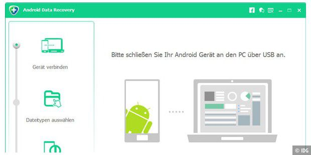 Neuer Download: Free Android Data Recovery