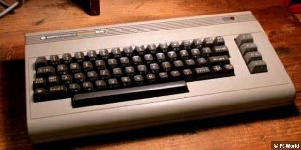 Commodore C64 in Bildern