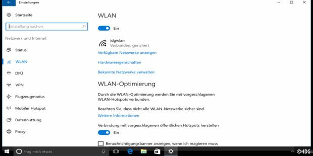 WLAN-Verbindungen in Windows 8 einrichten - PC-WELT