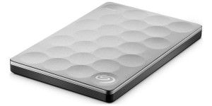 Seagate Backup Plus Ultra Slim Portable 2 TB im Test