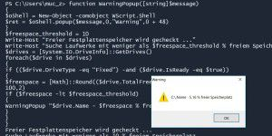 Windows 10-Know-How: Linux-Bash und Powershell