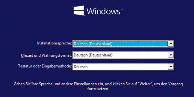 Windows 10: Saubere Neuinstallation - so geht´s