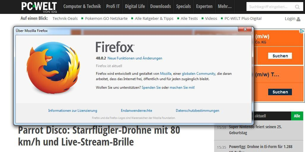 Download mozilla firefox 48 0 2 for windows 7 64 bit | How