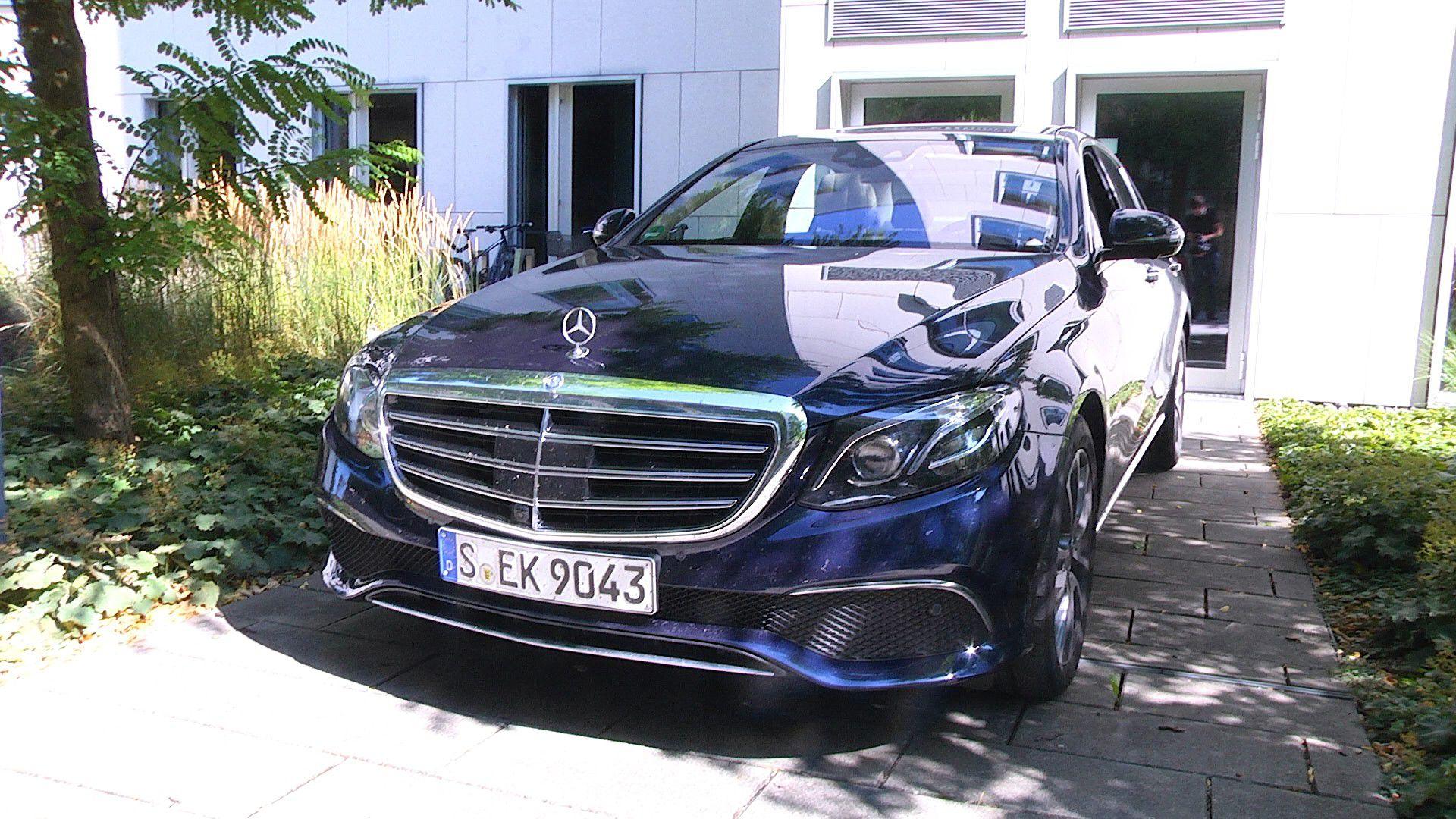 Mercedes E-Klasse Test: Riesen-Display und clevere Touchcontrols