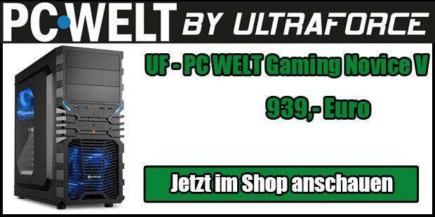 UF - PC WELT Gaming Novice V