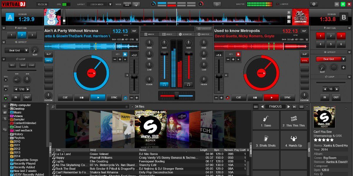 VirtualDJ Home Free - PC-WELT