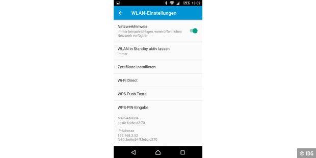 Wlan Am Smartphone Tipps Und Problemlösungen Pc Welt
