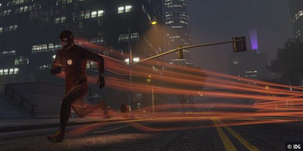 The Flash für GTA V