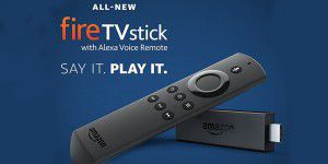 Amazon: Neuer Fire TV Stick mit Quad-Core-CPU