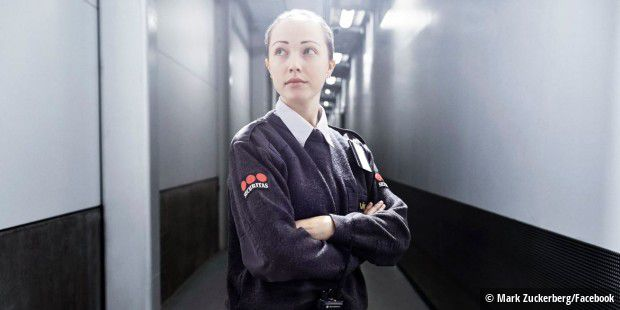 Linnéa Svallfors, Security Officer