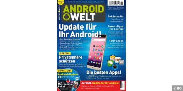 AndroidWelt 6/2016