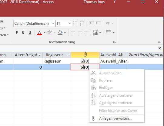Ruckzuck Mit Microsoft Access Eine Datenbank Erstellen Pc Welt