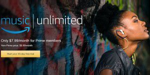 Streaming-Dienst: Amazon startet Music Unlimited