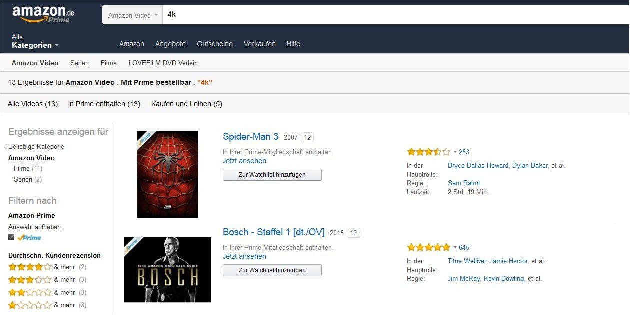 36008d14ed1 Hoch aufgelöste Filme in 4K   UHD auf Amazon