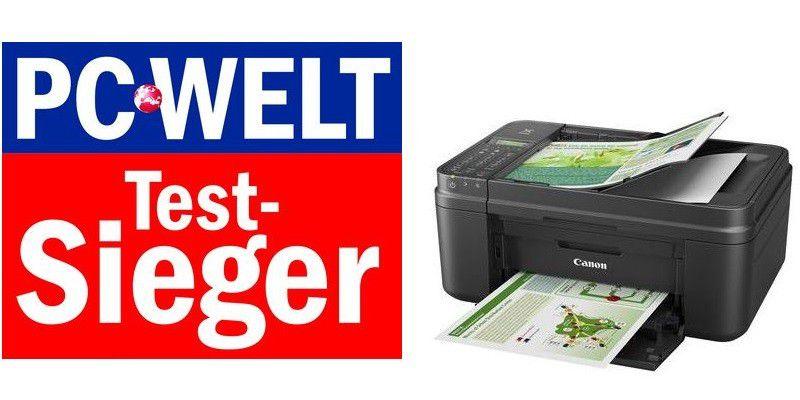 Die besten Multifunktions-Drucker bis 100 Euro im Test ...