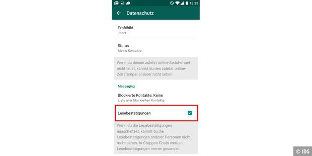 Whatsapp Nachrichten Lesen Ohne Den Absender Zu Informieren