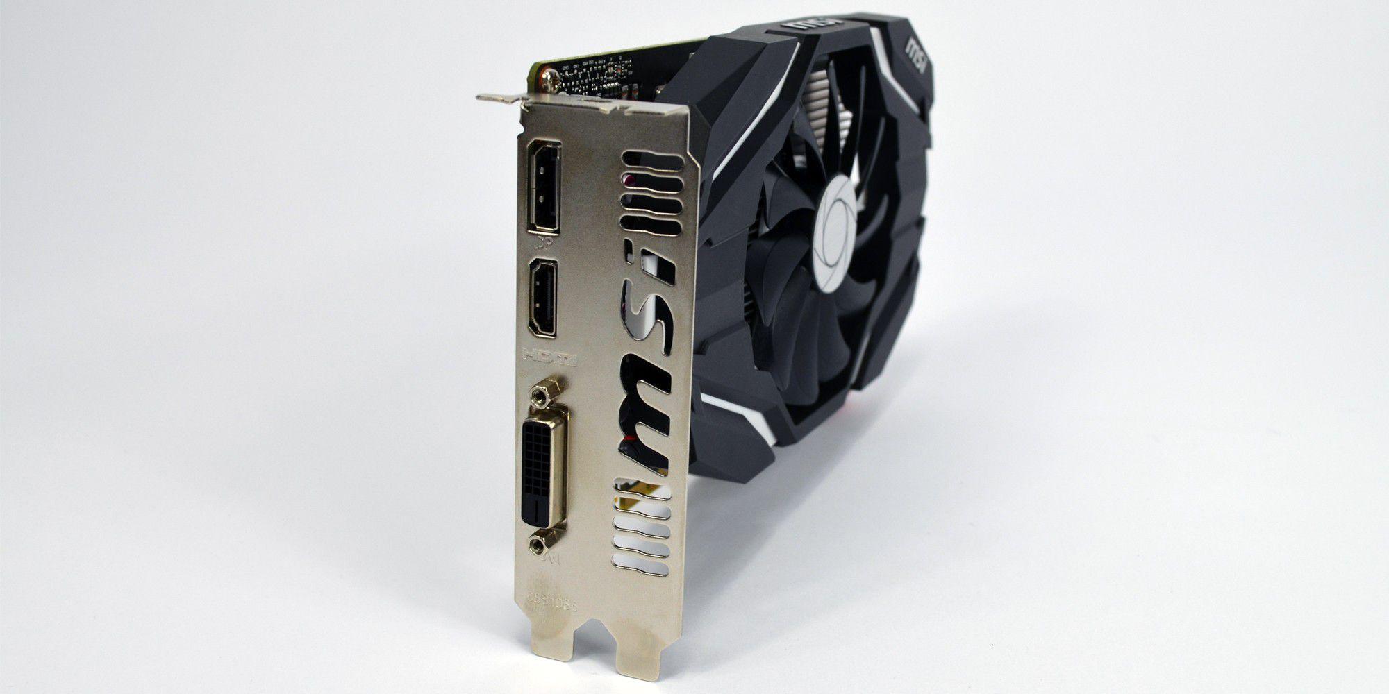 Msi Geforce Gtx 1050 Ti Oc Im Test Pc Welt 4gb Ddr5 Vergrern Bei Der Handelt Es Sich Um Die Einsteiger Version Pascal Generation