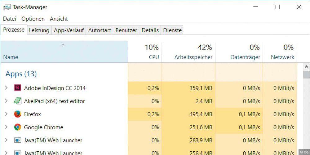 10 firefox rückmeldung windows keine Firefox: Keine