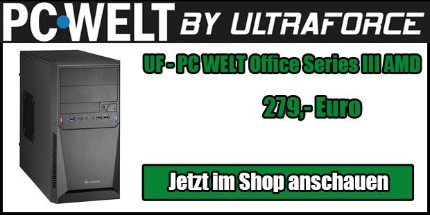 UF- PC-WELT Office Series III AMD