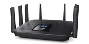 8 Antennen, 8 LAN-Ports: Monster-Router von Linksys im Test