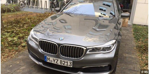 Bmw Connecteddrive Test Wireless Carplay Ferngesteuertes Parken